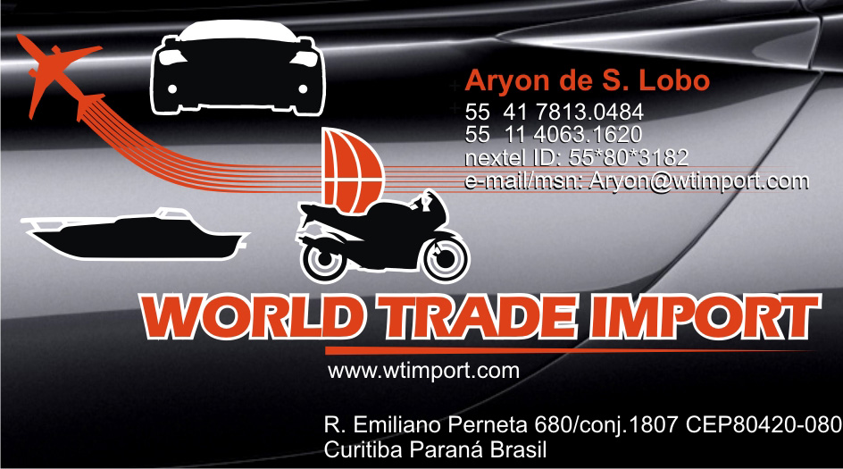 WT IMPORT CARD